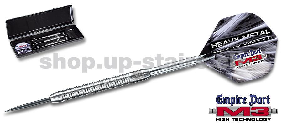 dart set m3 heavy metal steel hm 10 kaufen im upstairs. Black Bedroom Furniture Sets. Home Design Ideas