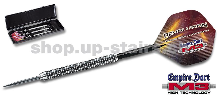 dart set m3 revolution steel re 30 kaufen im upstairs. Black Bedroom Furniture Sets. Home Design Ideas
